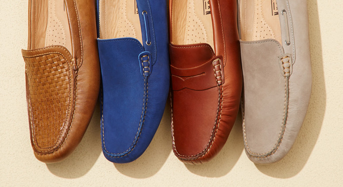 Drivers & Loafers at Gilt