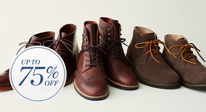 Footwear: Up to 75% Off at Gilt