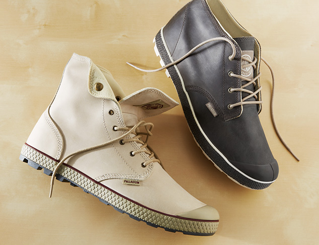 For a Day Outdoors: Shoes & Boots at MYHABIT