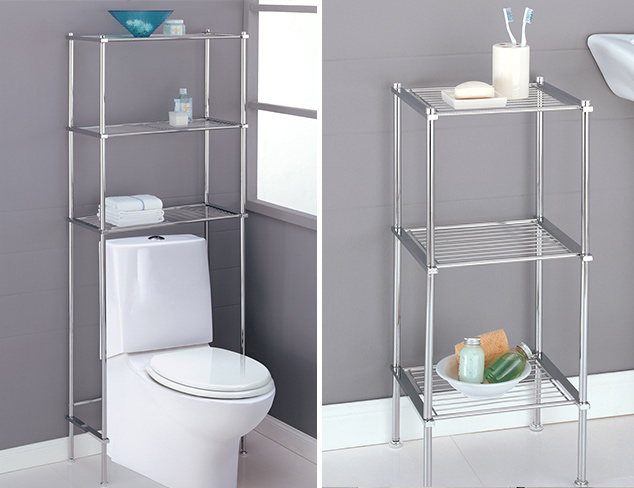 Get Organized: Bathroom Storage at MYHABIT
