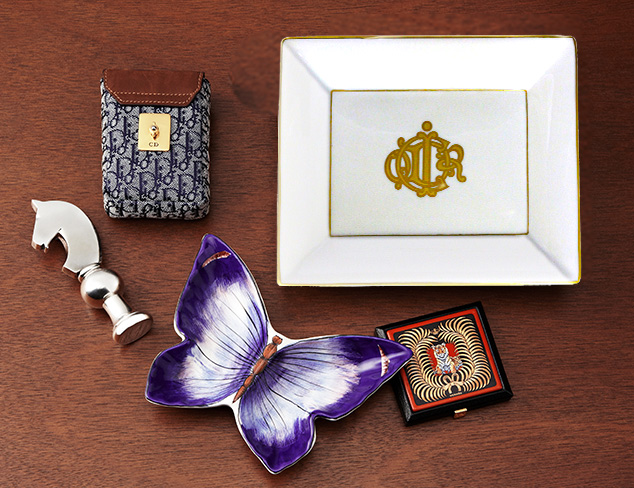 Gold & Glass: Décor Accents at MYHABIT