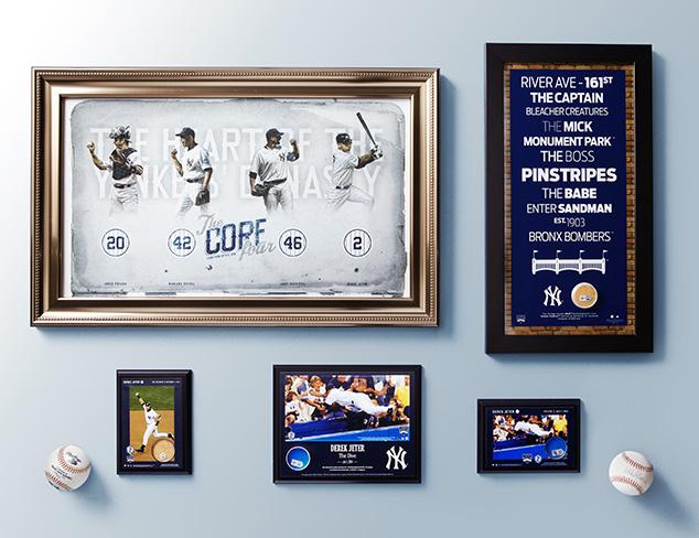 Home Run: Baseball Memorabilia at MYHABIT