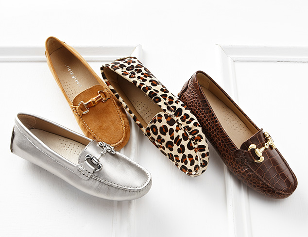 Loafers & Mocassins feat. Patricia Green at MYHABIT