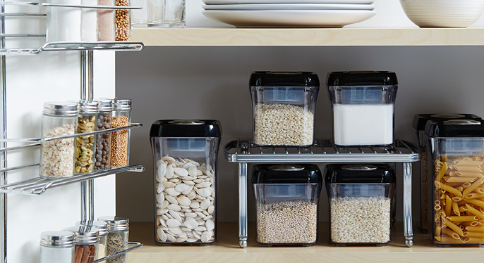 Organize Your Kitchen at Gilt