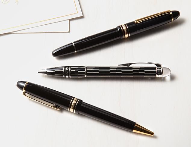 Pens & Desk Accessories feat. Montblanc at MYHABIT