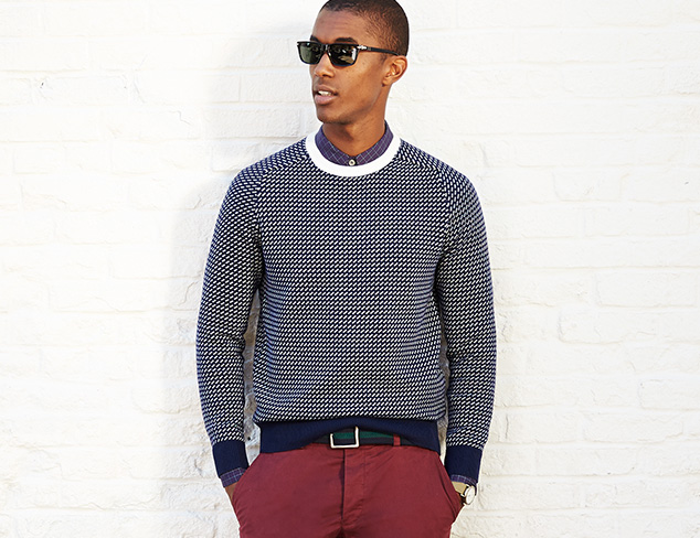 Put One On: Jackets & Sweaters at MYHABIT