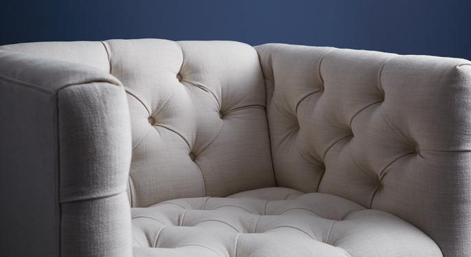 Redecorate Your Space: Upholstered Furniture at Gilt