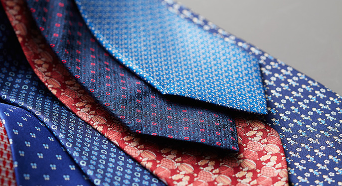 Salvatore Ferragamo Neckwear at Gilt
