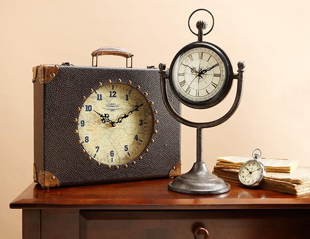 Sense of Time & Place: Clocks, Compasses & More at MYHABIT