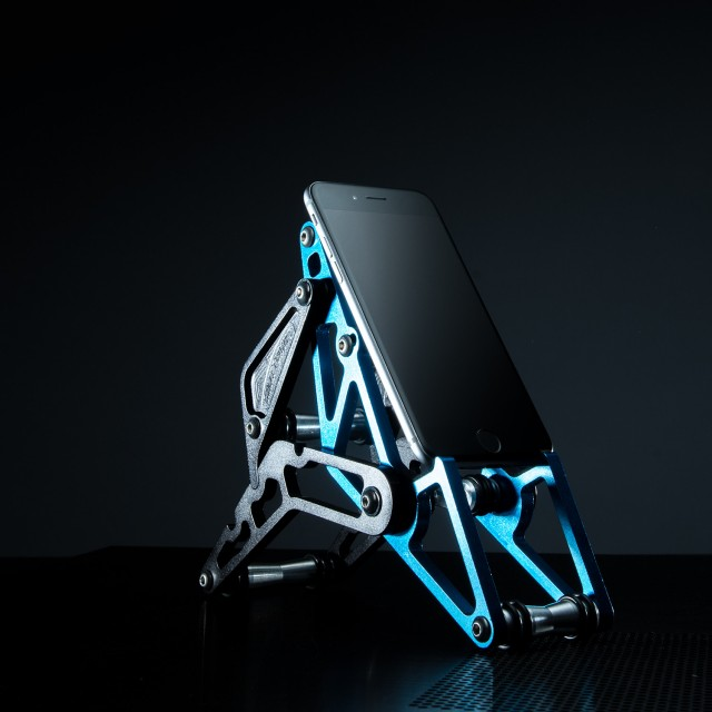 Billet Vault Smart Phone Stand