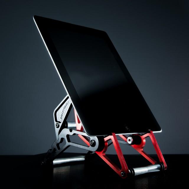 Billet Vault Tablet Stand