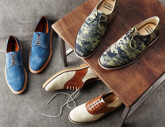 The Casual Oxford at MYHABIT