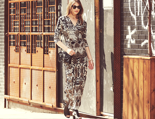 The Maxi Dress: Fall Edition at MYHABIT