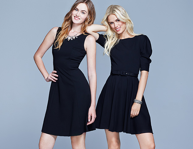 Wardrobe Classic: The Little Black Dress at MYHABIT