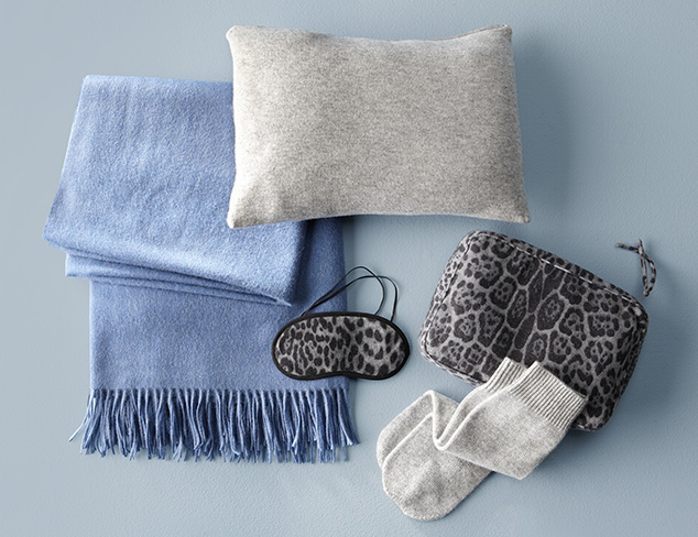 Wrapped in Cashmere at MYHABIT