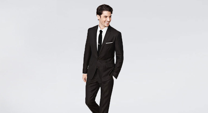 Yves Saint Laurent Suiting at Gilt