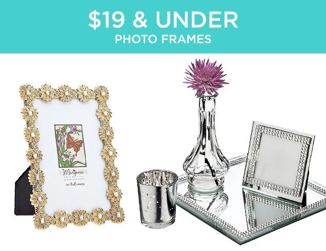 $19 & Under: Photo Frames at MYHABIT