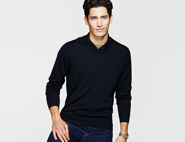 $46 & Up: Cullen Sweaters at MYHABIT