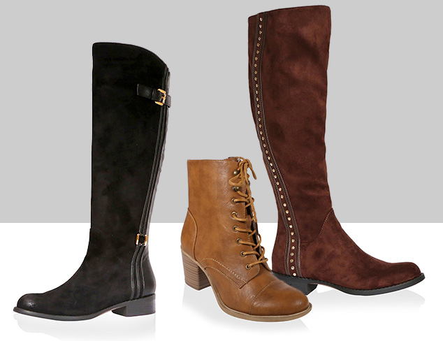 $50 & Up: Bucco Boots at MYHABIT