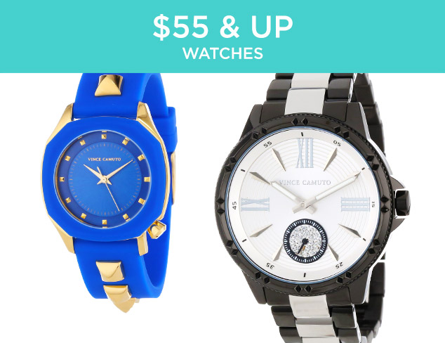 $55 & Up: Watches at MYHABIT