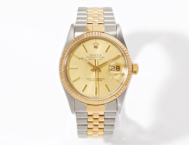 60% Off & More: Two-Tone Watches at MYHABIT
