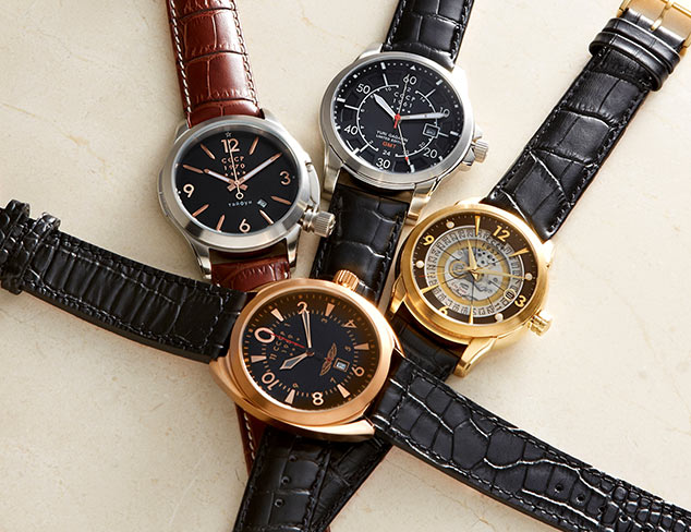 65% Off & More: CCCP Watches at MYHABIT