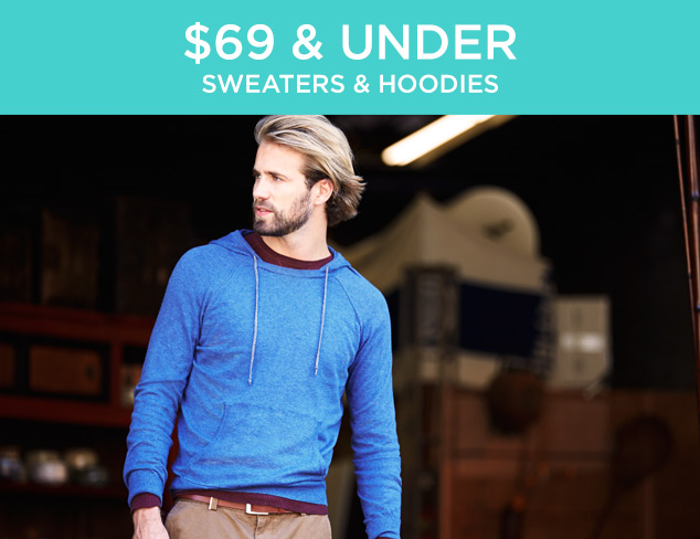 $69 & Under: Sweaters & Hoodies at MYHABIT