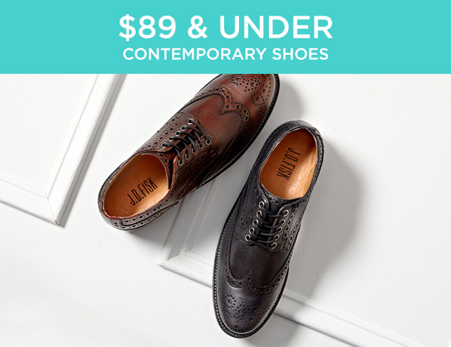 $89 & Under: Contemporary Shoes at MYHABIT