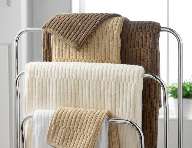 $9 & Up: Bath Towels & Accessories at MYHABIT