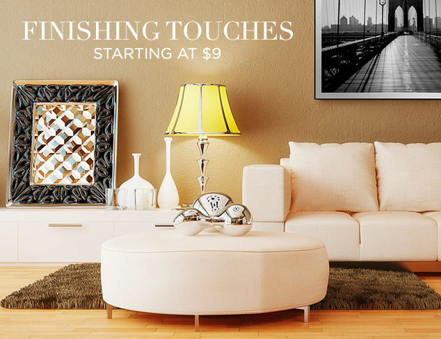 $9 & Up: Décor & Collectibles at MYHABIT