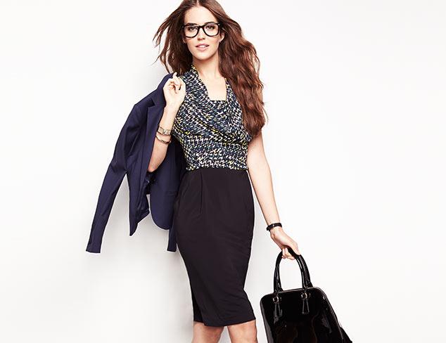 9-to-5 Style: Dresses at MYHABIT