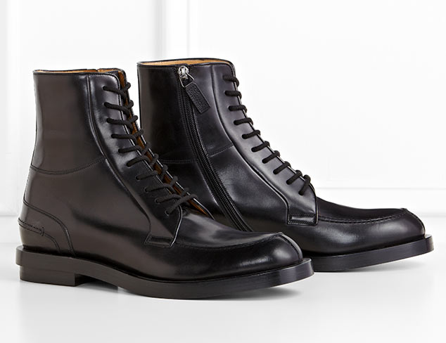 All Laced Up: Boots at MYHABIT