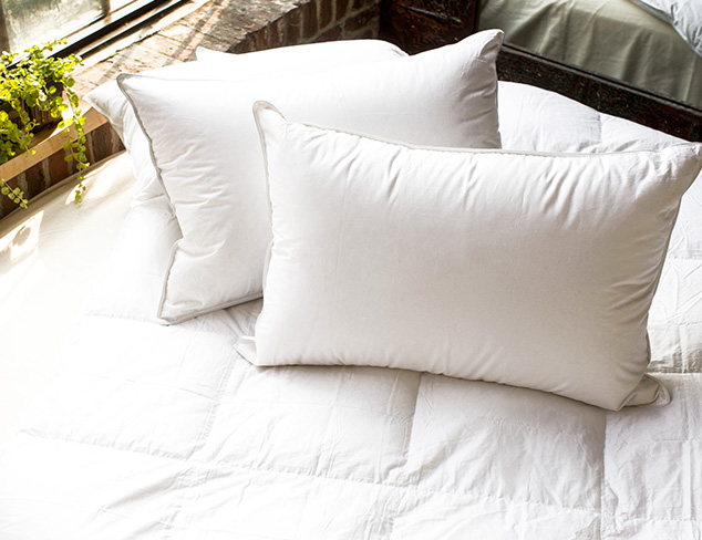 Bedding Basics: Sheets, Duvets & More at MYHABIT