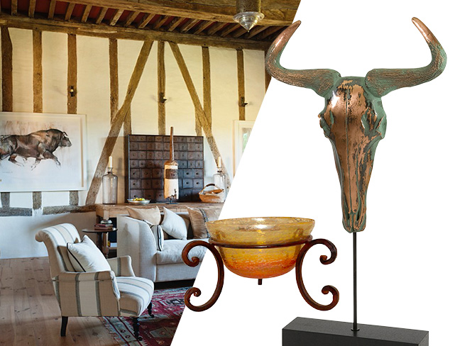 Big Country: Western-Inspired Décor at MYHABIT