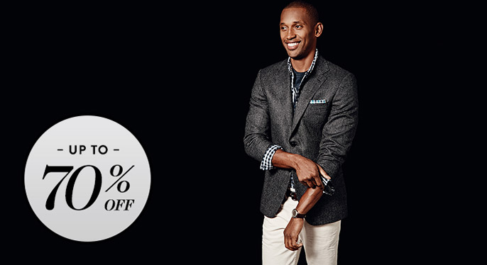 Blazers: Up to 70% Off at Gilt