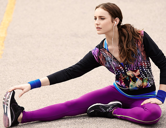 Bright & Sporty: Bold Activewear at MYHABIT