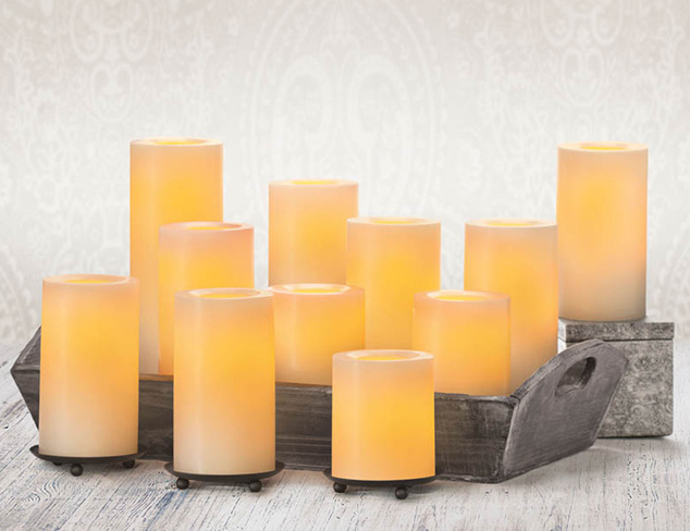 Candle Impressions Flameless Candles at MYHABIT