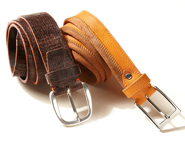 Casual Belts feat. Bolliver at MYHABIT