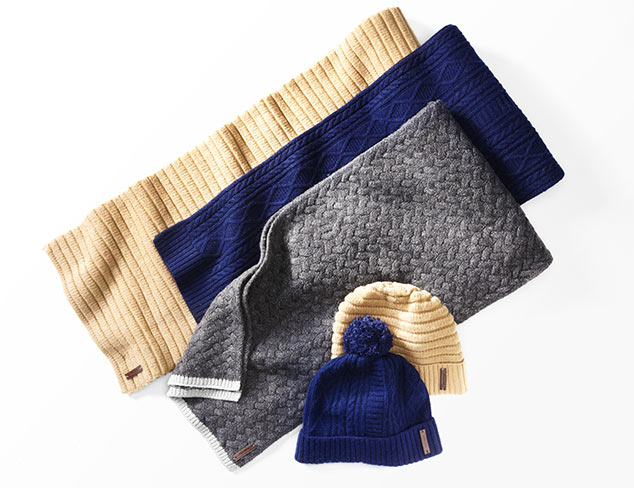 Cole Haan Hats & Scarves at MYHABIT