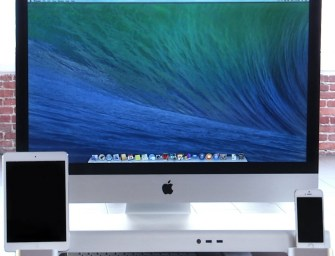 iForte UNITI Stand: The Device-Charging for iMacs & Apple Displays