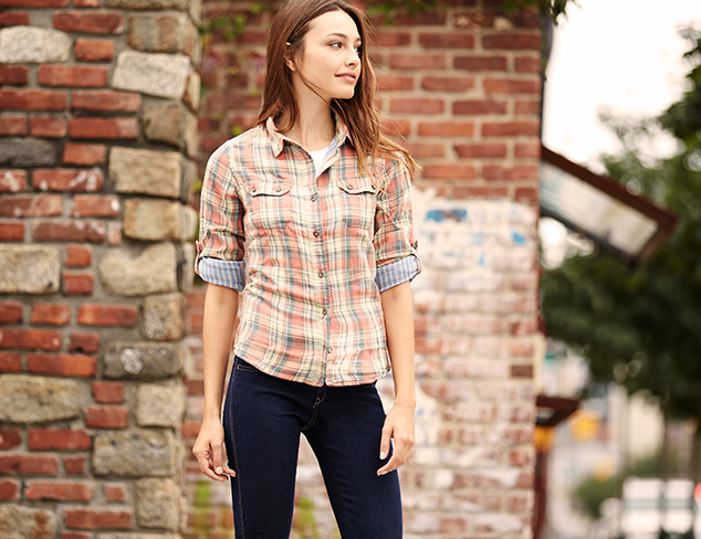 Denim Lifestyle: Skinny Jeans, Shirts & More at MYHABIT