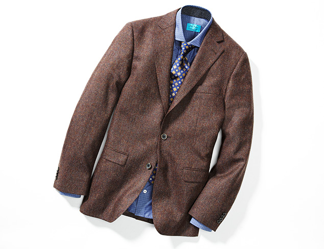 Dress Your Best: All-Occasion Blazers at MYHABIT