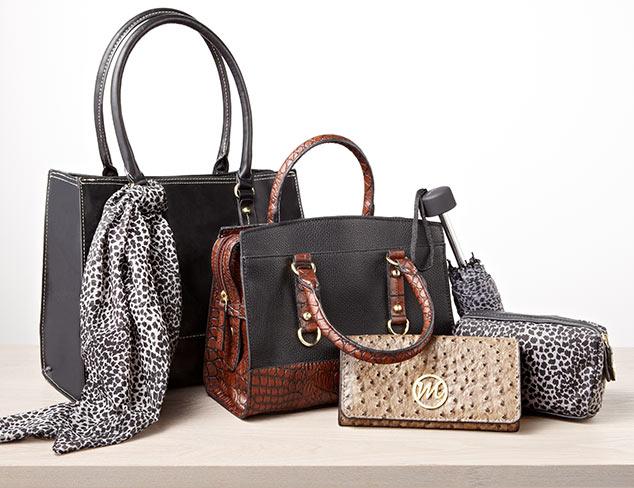 Emilie M. Handbags & Sets at MYHABIT