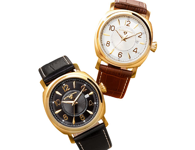 For the Weekend: Watches feat. Swiss Legend at MYHABIT