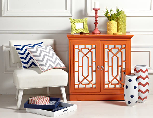 Geometry Lesson: Furniture & Décor at MYHABIT