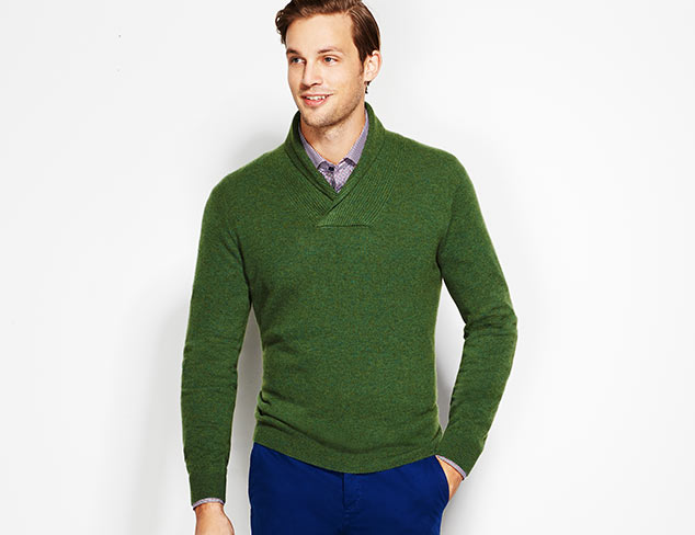 Griffen Sweaters at MYHABIT
