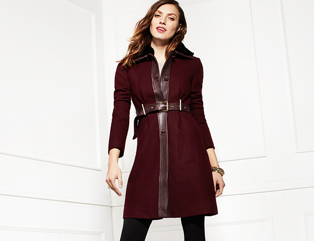 Investment Pieces: Designer Coats at MYHABIT
