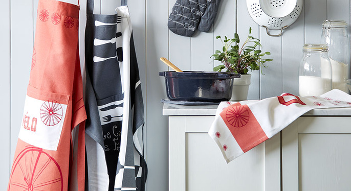 Kitchen Linens for Everyday Chefs at Gilt
