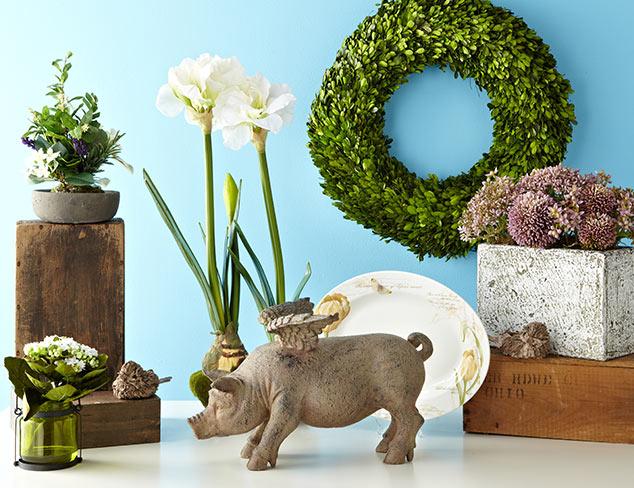 Lush & Luxe: Lifelike Botanicals at MYHABIT