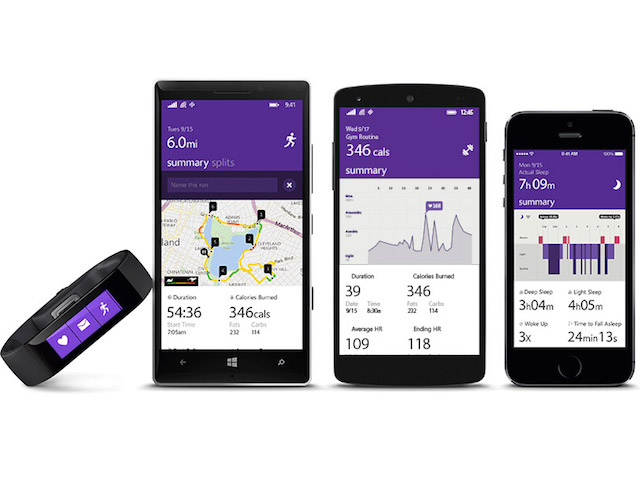 Microsoft Band by Microsoft Health_11